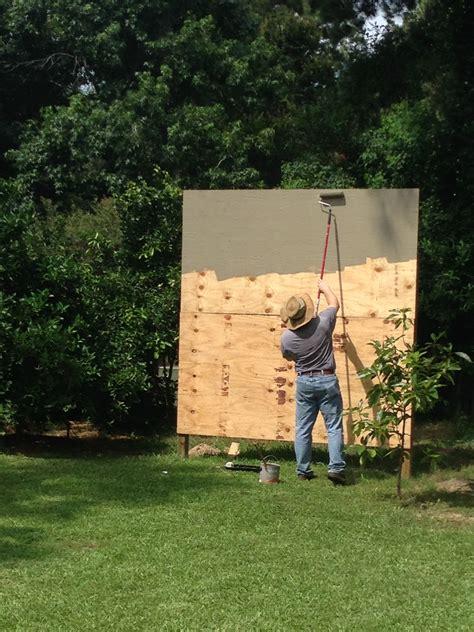 backyard archery range building your suburban outdoor archery range surviving