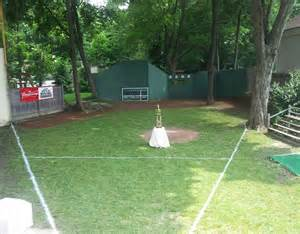 Backyard Baseball Wiffle Wiffleballgreenmonster The Boston Jam