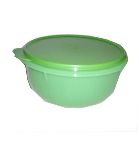 Tupperware Mixing Bowl tupperware green large mixing bowl buy at best