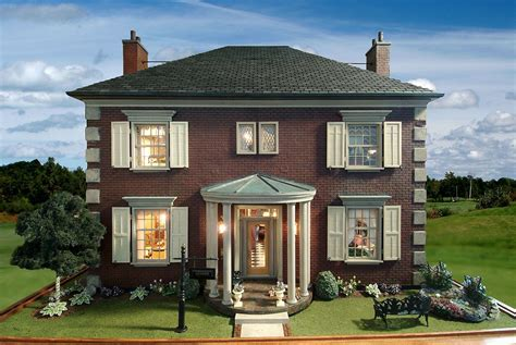 The Best Classic Colonial home design With Symmetrical