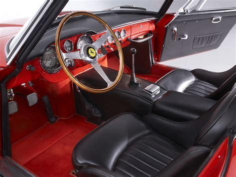 maserati spa interior 1959 250 gt swb pininfarina milestones