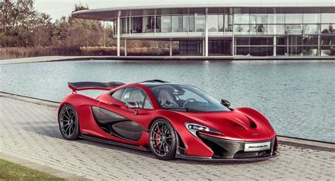 custom mclaren p1 custom mso mclaren p1 in satin volcano red looks exceptional
