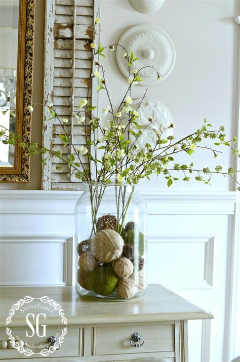 Handmade Filler Ideas - 18 gorgeous vase filler ideas