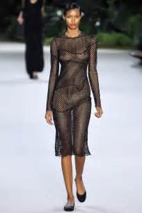 Paris fashion week with victoria beckham put in style