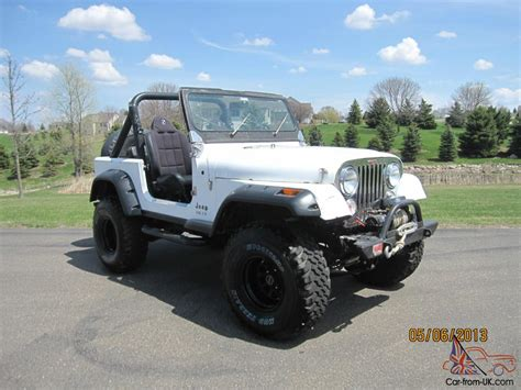 offroad jeep cj jeep cj 7 built amc 401 v8 on or road 4x4 cj7