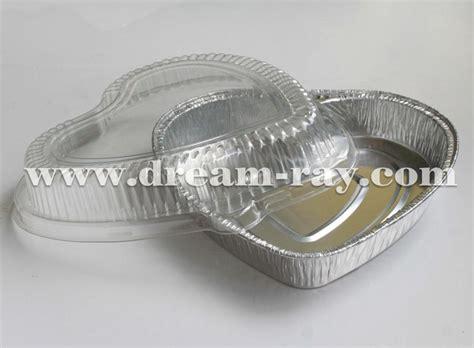 Aluminium Foil Special Shape 4x6 aluminium foil container manufacturer