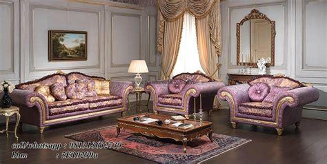 Jual Kursi Tamu Antik Kaskus set kursi tamu sofa turkey mewah klasik ksi 11 furniture