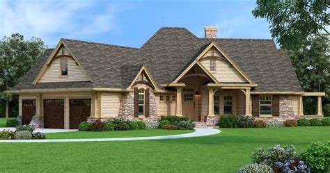 luxury craftsman house plans 4 bedroom house plans one story joy studio design