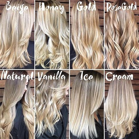 types of blonde hair colors hair color trend 2015 different shades of blonde hair color www pixshark com