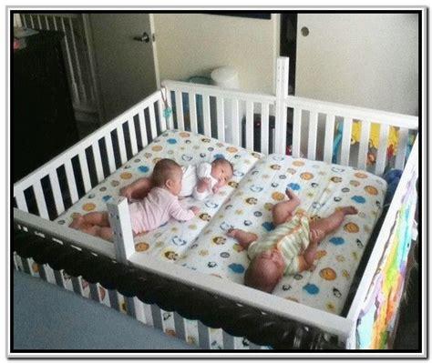 cribs  twins ideas  pinterest twin cribs twin baby rooms  twin nurseries