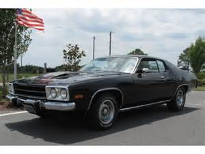 Chrysler Laval 440 1973 Plymouth Road Runner 440 Sur Ebay