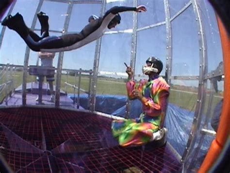 no gravity room nasa floating nirvana personal sky diving simulator with superfly photo images frompo