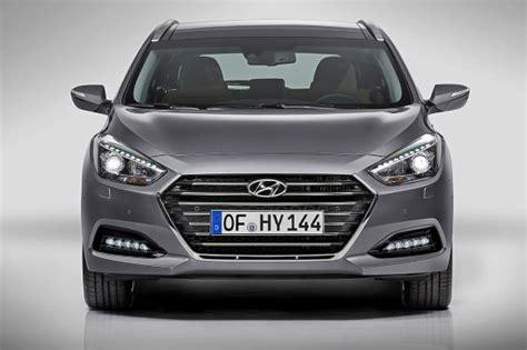 Auto Bild 40 2015 by Hyundai I40 Facelift 2015 Vorstellung Autobild De