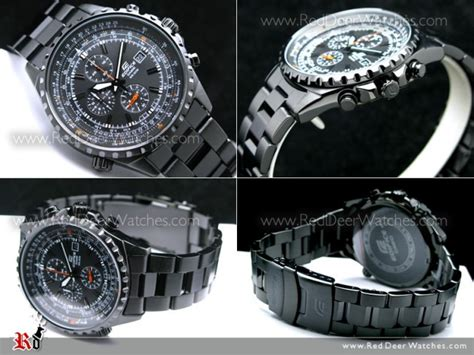 Casio Edifice Ef 520d 1av buy casio edifice black chronograph ef 527bk 1av ef527bk all black buy watches