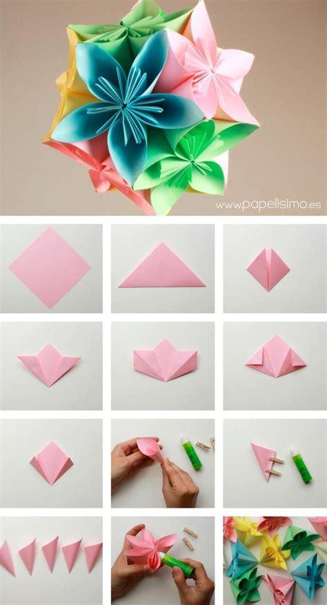 17 Mejores Ideas Sobre Flores Caricatura En Pinterest   hacer flores de papel como hacer flores de papel ideas