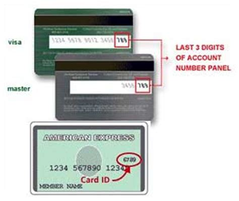 make a credit card number and security code biz report