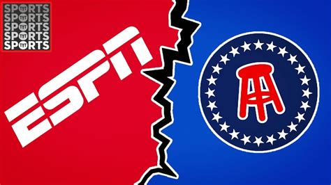 bar stools sports espn vs barstool sports youtube