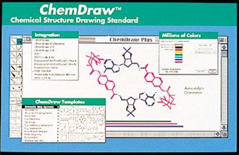 structure drawing software free chemdraw chemical structure drawing standard for macintosh