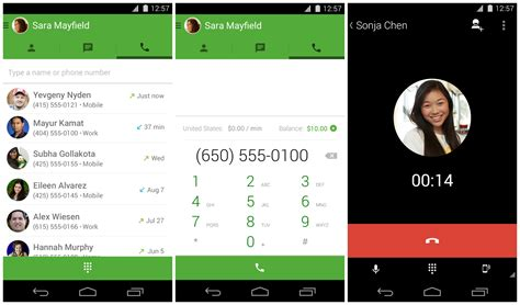hangouts android apk introduces free voice calls from hangouts