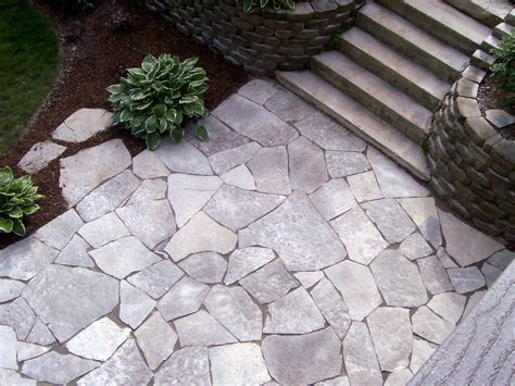 Patio Stones And Pavers Should I Use Concrete Or Pavers For My Chicagoland Patio Archadeck Outdoor Living