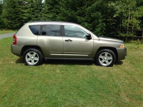 Jeep Compass 2 Door Sell Used 2008 Jeep Compass Edition Sport Utility 4