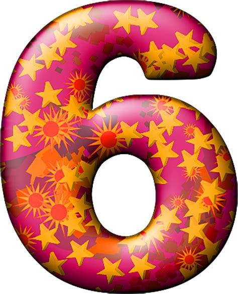 themed party letter b presentation alphabets party balloon warm numeral 6