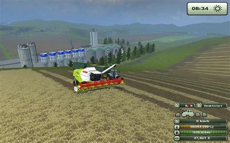 Pflanzzeit Für Bäume 3800 by Farming13map V 3 Farming Simulator 2013 Mods