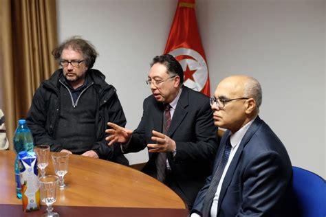 consolato tunisino genova quot no al terrore quot anche l imam al presidio sotto il