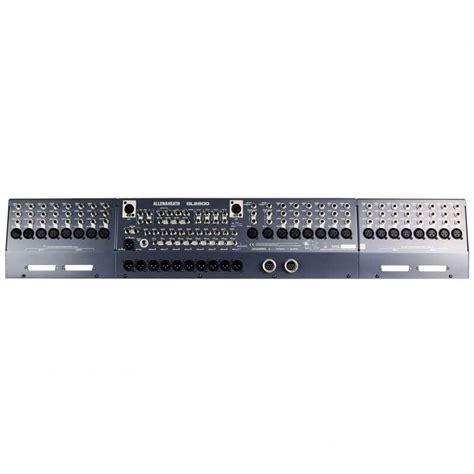 Mixer Console Murah jual mixer allen and heath gl2800 824 harga murah primanada