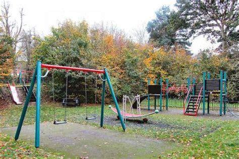 park swings for adults recreation grounds sandridge parish council