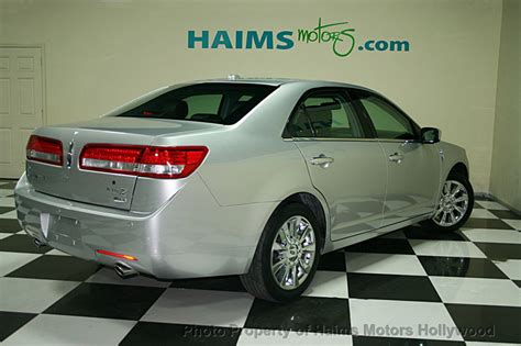 find used 2010 lincoln mkz 4dr sdn awd in gilbert arizona united states for us 14 500 00 2012 used lincoln mkz 4dr sedan awd at haims motors serving fort lauderdale hollywood miami
