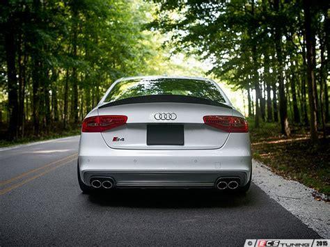 Audi S4 B8 5 Tuning by Ecs News Audi B8 B8 5 S4 Ecs Carbon Fiber Spoiler