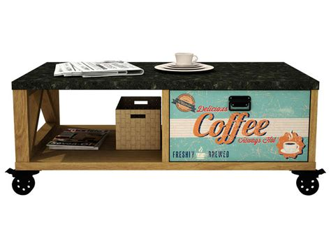 table basse coffee chez conforama