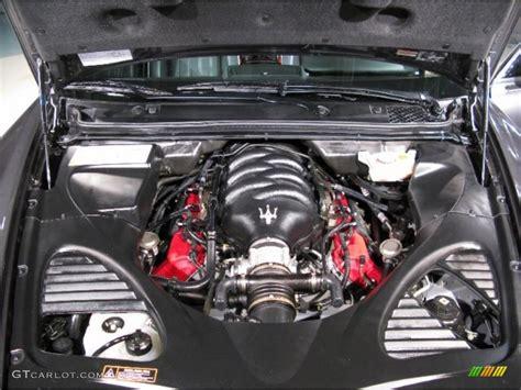 Maserati Quattroporte Engine by 2007 Maserati Quattroporte Standard Quattroporte Model 4 2
