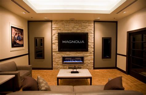 interior design on wall at home living room stone wall home design ideas best at living