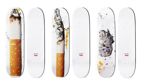 supreme skateboarding supreme x urs fischer skate decks highsnobiety
