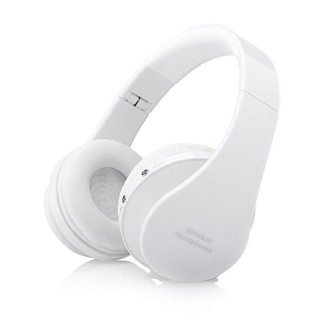 Headset Stereo Iphone foldable headset stereo wireless w mic headphone for smart