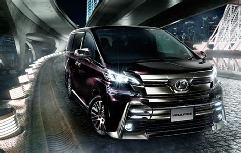2017 toyota vellfire review and specs best toyota review