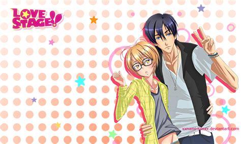 wallpaper anime love stage love stage wallpaper 1811922 zerochan anime image board