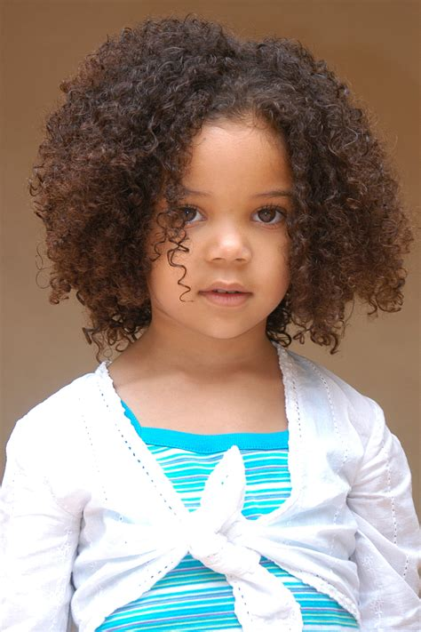 curly hairstyles mixed hair different hair types beautifully mixed