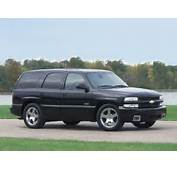 Chevrolet Tahoe Picture