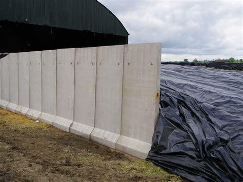 precast concrete panels for silage pits seymour construction