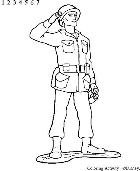 Coloring Pages Coloring Pages For Soldiers