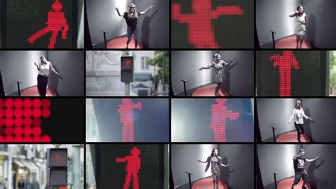 dancing in the light smart unveils the dancing traffic light concept