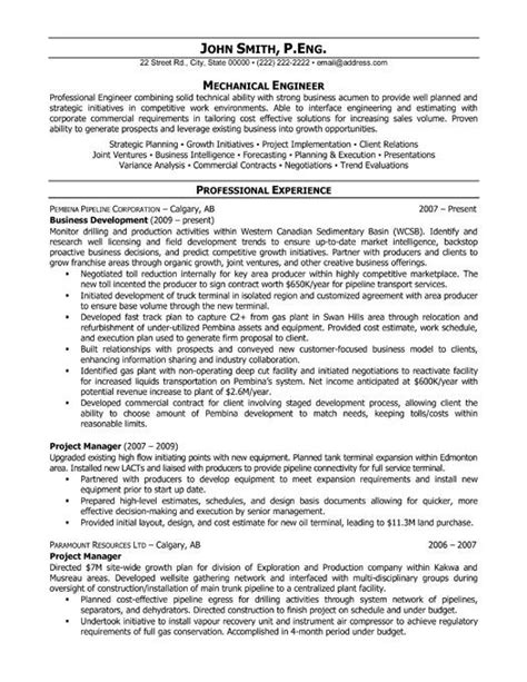 Resume Format For Engineering Manager Click Here To This Project Manager Resume Template Http Www Resumetemplates101