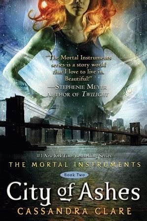 city of ashes the mortal instruments 2