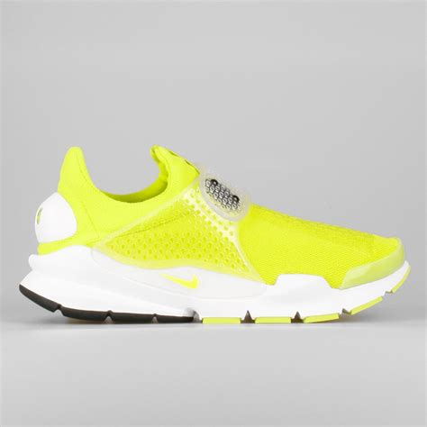 nike sock boots yellow discount fragment design x nike sock dart sp unisex