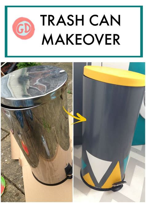 How To Make A Paper Trash Can - 1000 images about diy repairs garbage cans totes on
