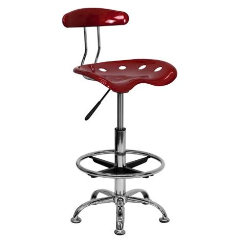 Reddish Stool by Best Bar Stools For Sale