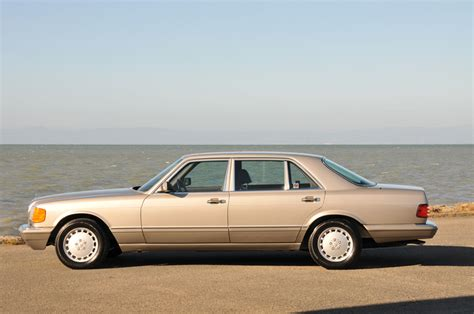 1989 Mercedes 560sel by 1989 Mercedes 560sel With 25 000 German Cars